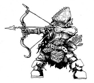 Goblin archer for web