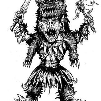 Thumbnail for the post titled: Goblin Shaman