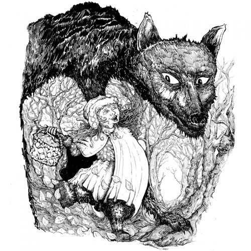 Thumbnail for the post titled: Red Riding Hood