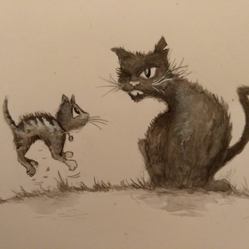 Thumbnail for the post titled: We need more kittens!