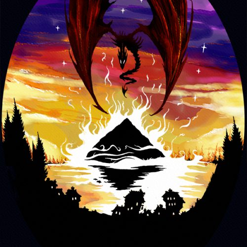 Thumbnail for the post titled: The Hobbit : Smaug