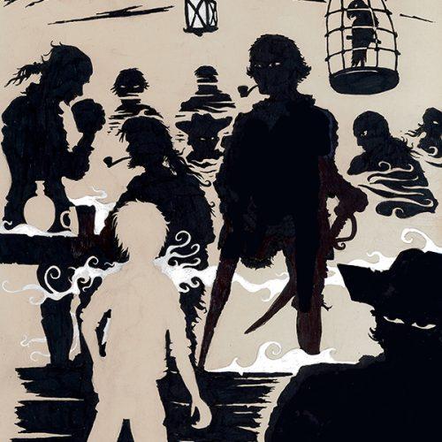 Thumbnail for the post titled: Meeting Long John Silver