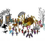 Nevermoor characters