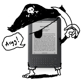 Thumbnail for the post titled: eBooks from the high seas