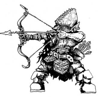 Thumbnail for the post titled: Goblin Archer