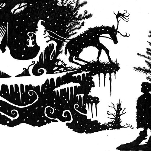 Thumbnail for the post titled: Edmund and the White Witch