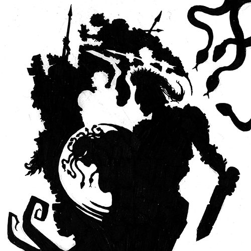 Thumbnail for the post titled: Perseus and Medusa