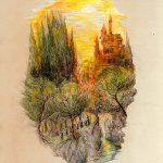 The Hobbit. Journey to Rivendell