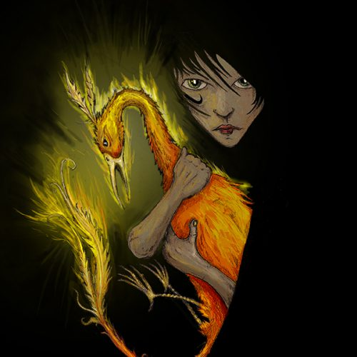 Thumbnail for the post titled: The Phoenix and the witch