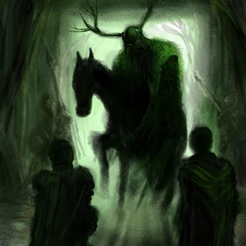 Thumbnail for the post titled: The Green Knight